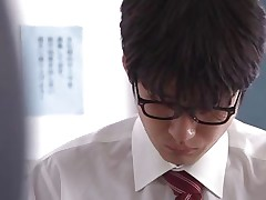 Well, when you have such a sexy teacher like Arisu is a bit hard to stay focused. This smoking hot asian teacher has a slim, gorgeous body and a pretty face that needs a few loads of cum on it. She approaches her dorky student and pays him some special attention. Is Arisu going to teach him how to fuck her?