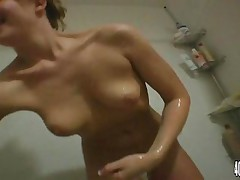 Take a look at this russian babe, She's amazing and her big wet but can drive us crazy! In case you haven't heard about her she's Maya, a delicious horny babe that loves stuffing her pretty mouth with a hard cock before laying on bed with her legs spread. You really need to see what this guy will do to her ass